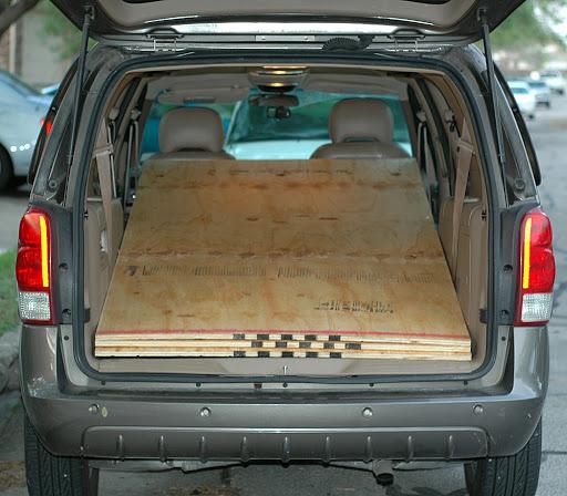 Will A Chevrolet Uplander/Buick Terazza/Pontiac Montana